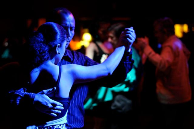 Les danses latines, passion de Jocelyne Lorthiois
