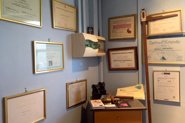 Quelques diplômes